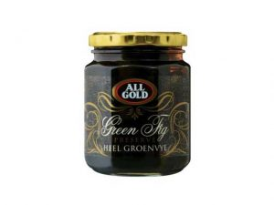 ALL GOLD CAPE WHOLE GREEN FIG PRESERVE