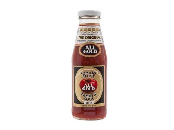 all gold tomato sauce 350 ml