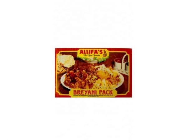 Allifa's Breyani Pack