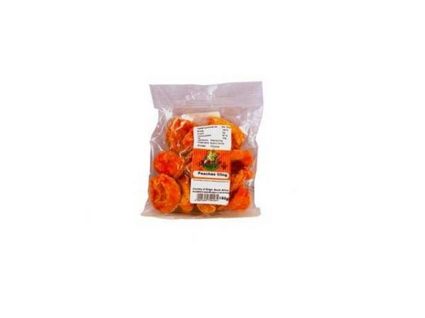 alman dried cling peaches