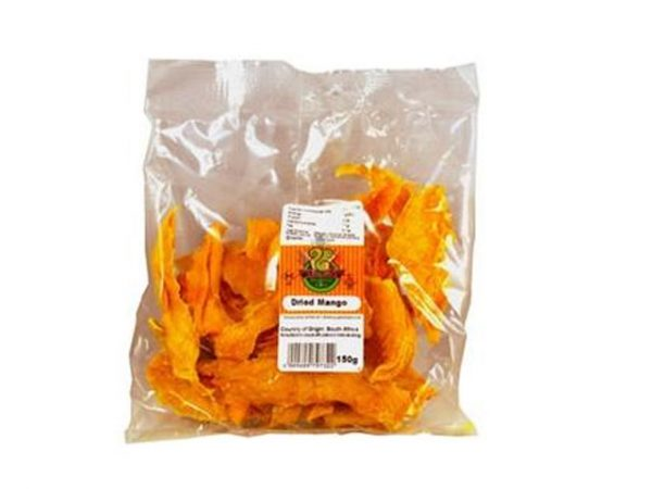 almans dried mango 150g