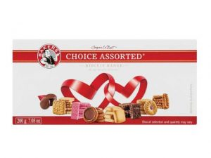 BAKERS CHOICE ASSORTED