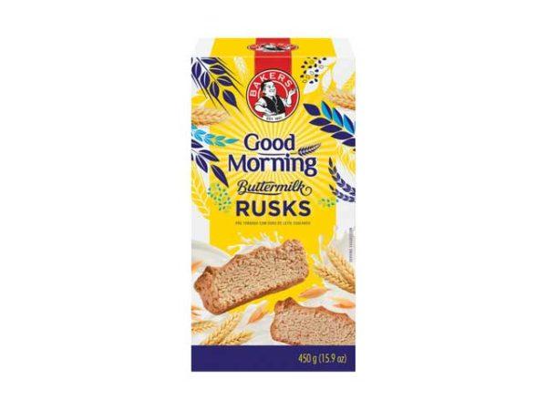 bakers good morning buttermilk rusks