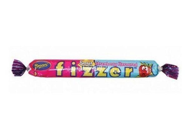 beacon fizzers sour strawberry