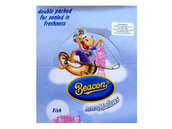beacon marshmallow fish