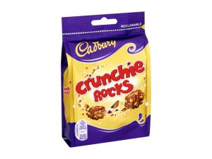 cadbury crunchie rocks