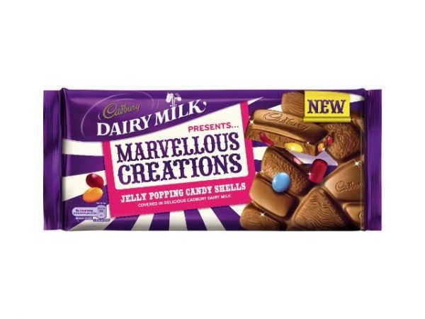 cadbury dairy milk marvelous creations
