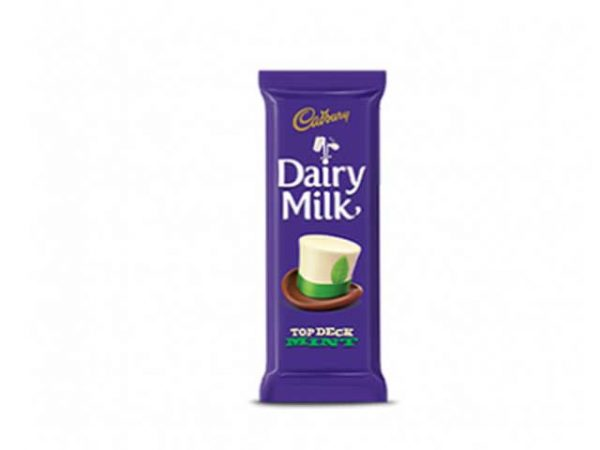 cadbury dairy milk top deck mint