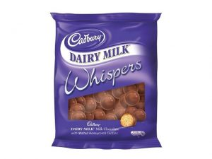 cadbury dairy milk whispers