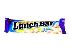 cadbury lunch bar dream white chocolate