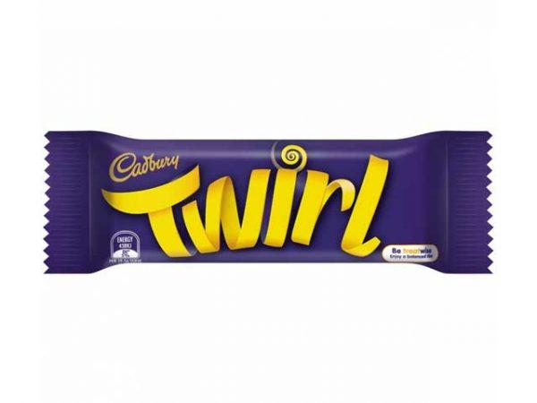 cadbury twirl