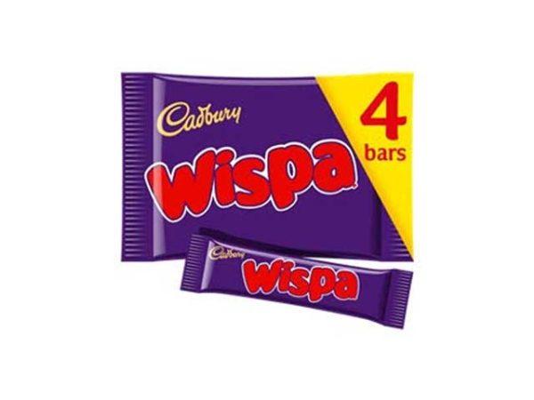cadbury wispa 4 pack