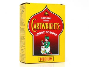 CARTRIGHT CURRY POWDER - MEDIUM
