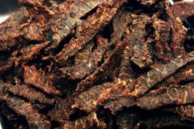 Biltong, Drywors, Boerewors, chili bites