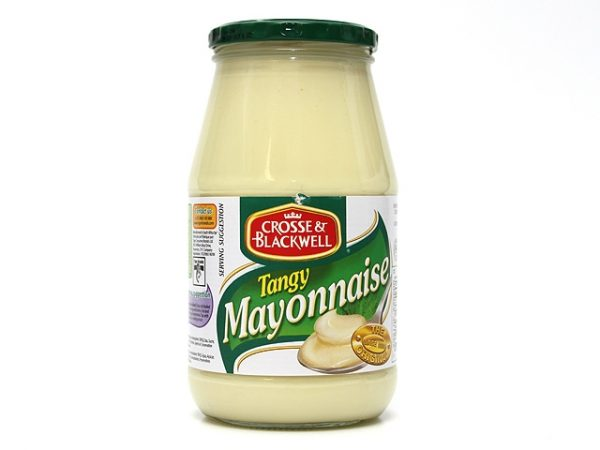 CROSS & BLACKWELL TANGY MAYONNAISE