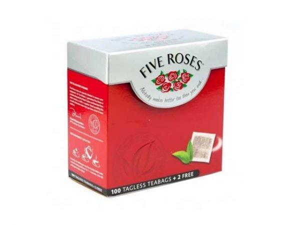 five roses tea 250g