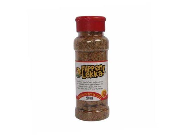 flippin Lekka mutli purpose spice hot and spicy