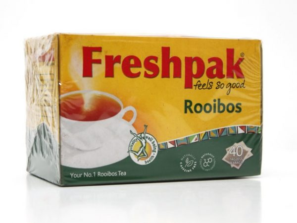 FRESHPAK ROOIBOS TEA 40 bags