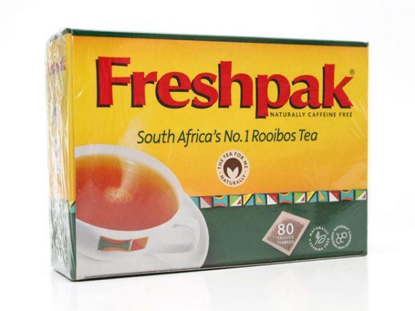 FRESHPAK ROOIBOS TEA 80 bags