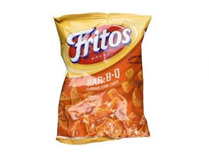 fritos bar b q corn chips