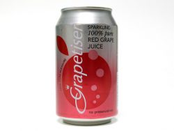 GRAPETISER - RED (CAN)