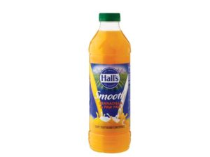 halls smooth granadilla and paw paw concentrate