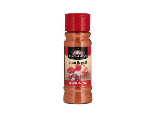 INA PAARMAN BRAAI & GRILL seasoning