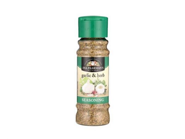 INA PAARMAN Garlic and Herb Seasoning