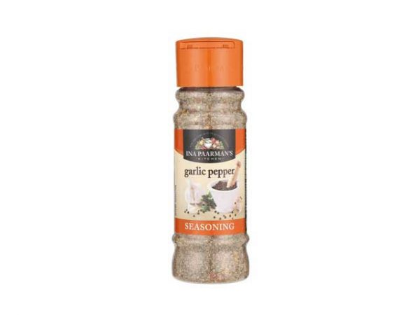 INA PAARMAN Garlic Pepper Seasoning