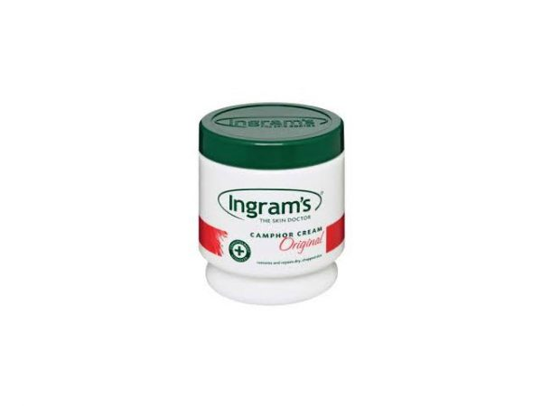 ingram's camphor cream original