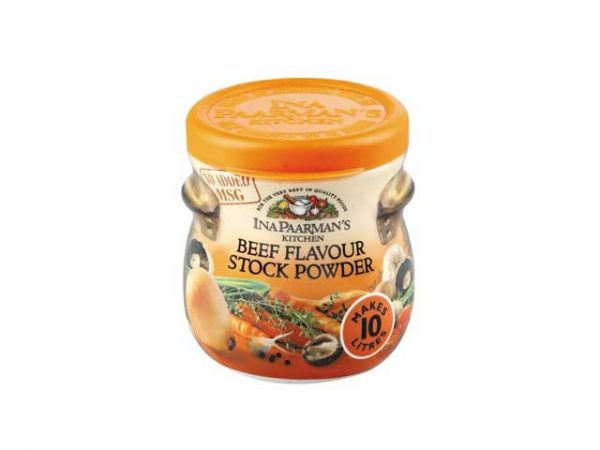 Ina Paarman Beef Flavour Stock Powder