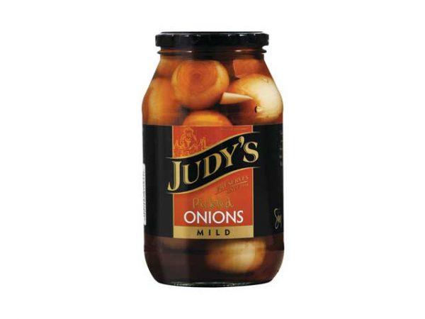 judys onions mild