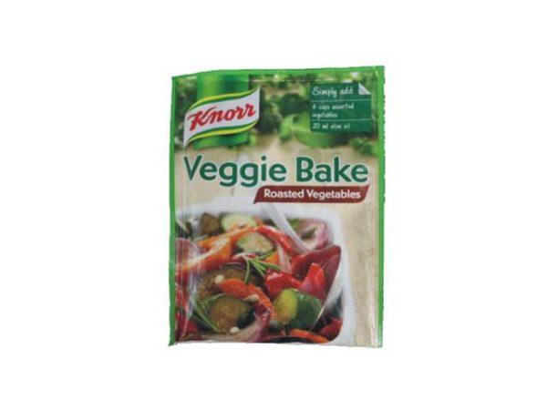 knorr veggie bake roasted vegetables
