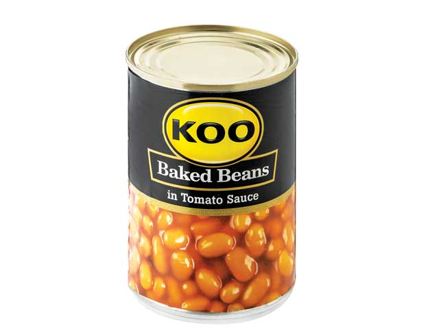 Koo Baked Beans Various Flavours