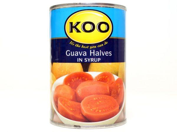 koo guava halves in syrup