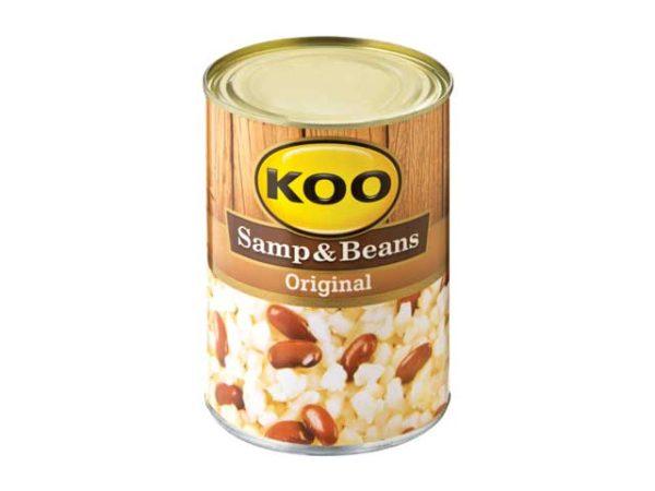 koo samp and beans original
