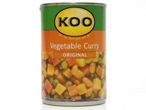 koo vegetable curry original