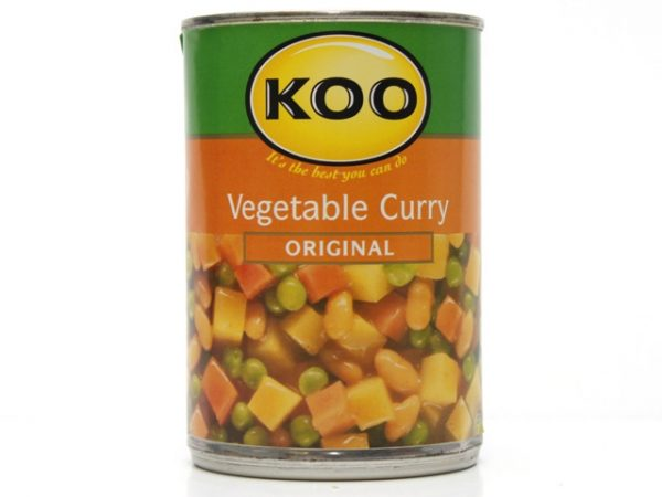 koo vegetable curry original