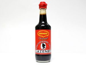 MAGGI LAZENBY ORIGNAL WORCHESTERSHIRE SAUCE large