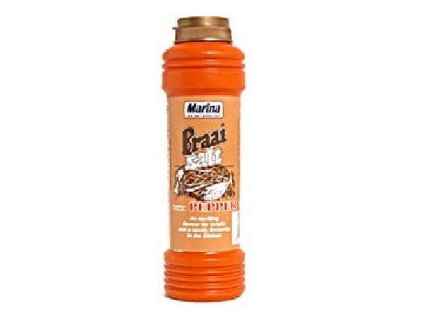 marina braai salt with pepper