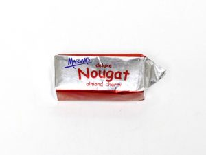 massam's almond cherry nougat