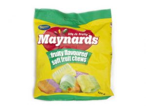 MAYNARDS SOFT FRUITY CHEWS