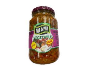 miami vegetable atchar garlic