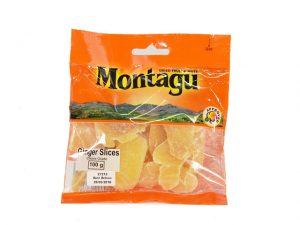 montagu ginger slices