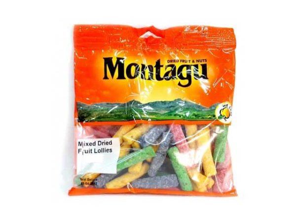 montague mixed dried fruit lollies