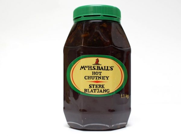 MRS BALLS CHUTNEY hot large
