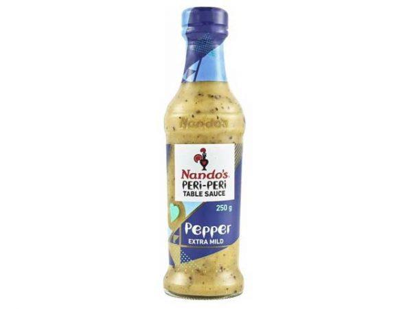 NANDOS Peri Peri Sauce pepper