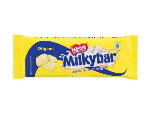 nestle milky bar original 150g