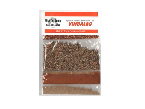 nice n spicy vindaloo