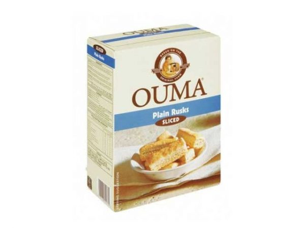 ouma rusks plain